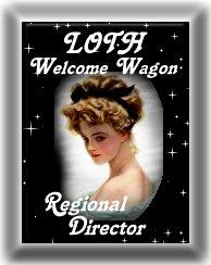 LOTH Welcome Wagon Regional Director Logo